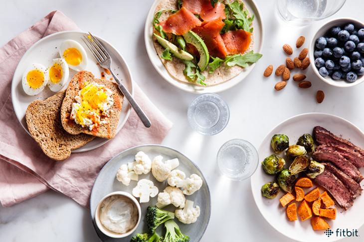 najbolja dijeta za mršavljenje -borovnice, bademi, jaja, piletina, povrće, brokulj i druge namirnice